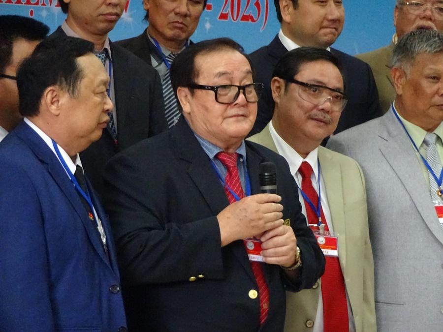Ngôi sao ngày ấy: Hoàng Vĩnh Giang – Kiến trúc sư của thể thao Hà Nội