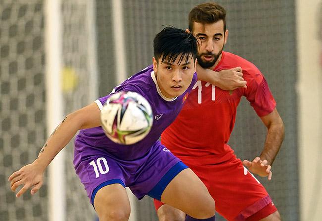 Luật thi đấu bóng đá futsal 2021 mới nhất