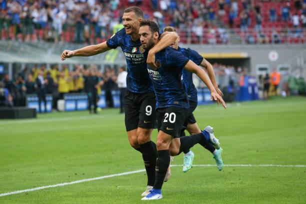 Trực tiếp Sampdoria vs Inter Milan: Song tấu Dzeko - Martinez