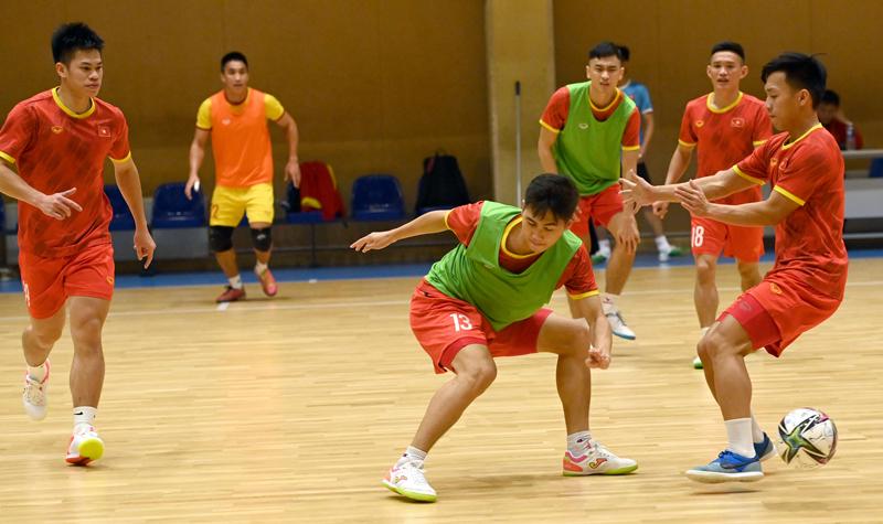Xem trực tiếp futsal Việt Nam vs Brazil trên kênh nào?