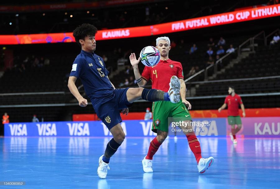 Bảng xếp hạng các đội đứng thứ 3 vòng bảng futsal World Cup 2021