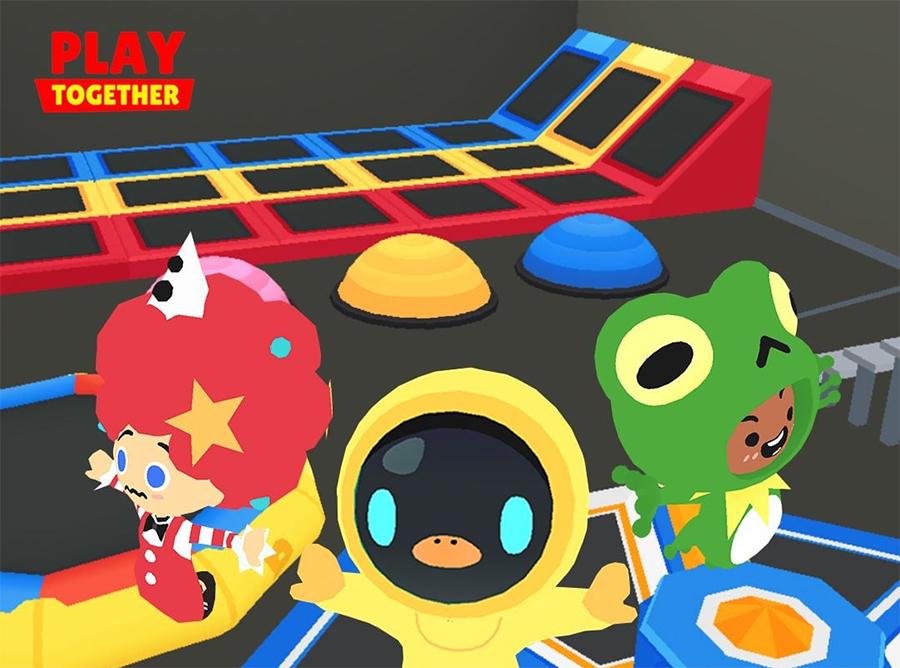 Play Together: Chi tiết bản cập nhật tháng 9/2021