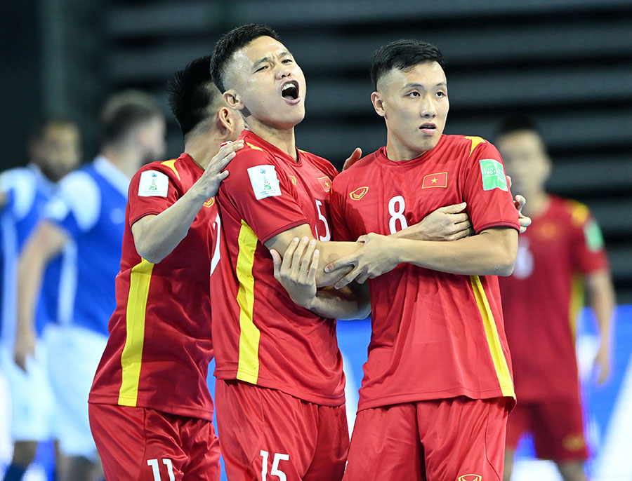 Link xem trực tiếp futsal Việt Nam vs Panama, FIFA World Cup 2021