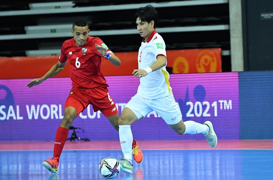 Bảng xếp hạng các đội thứ 3 vòng bảng futsal World Cup 2021: Việt Nam ở nhóm đi tiếp