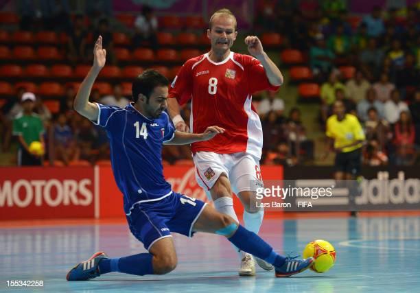 Futsal Czech có tỷ lệ thắng thua ra sao trước các đối thủ châu Á ở World Cup?