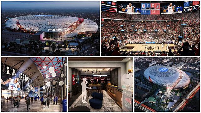 Clippers động thổ sân nhà Intuit Dome, lập kỷ lục... nhà vệ sinh