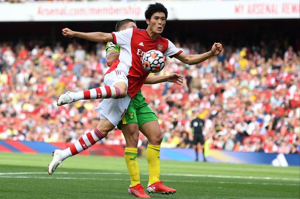 Trực tiếp Burnley vs Arsenal: Tomiyasu tiếp tục đá chính