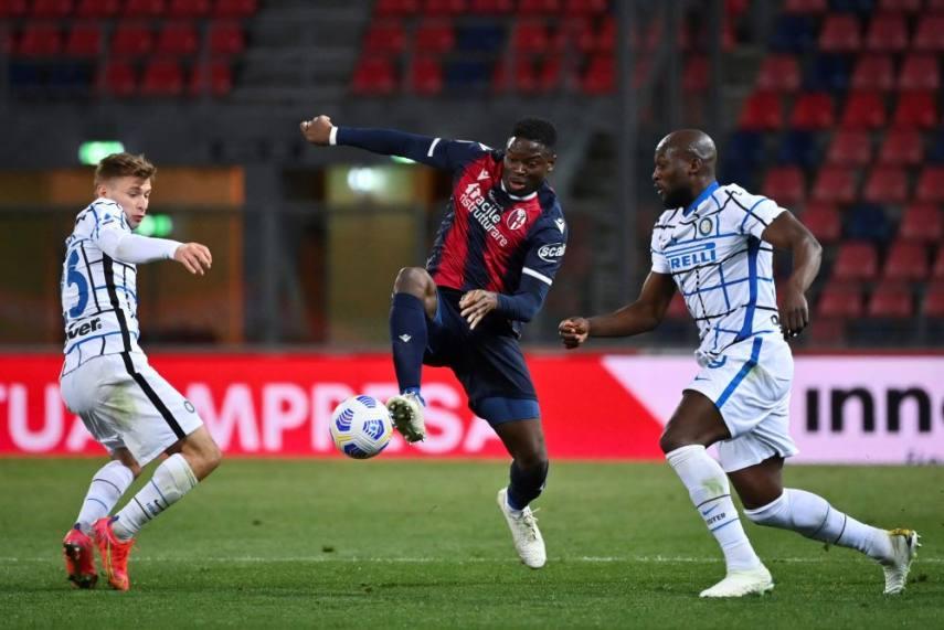 Inter Milan vs Bologna trực tiếp kênh nào hôm nay?