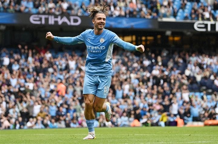 Trực tiếp Man City vs Southampton: Grealish đá chính, De Bruyne dự bị