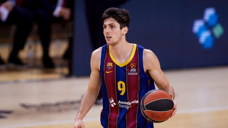 Nam thần từ Barcelona chuyển sang Minnesota Timberwolves là ai?