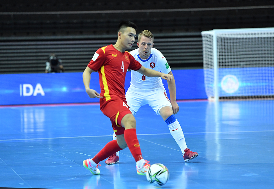 Nhìn lại chiến tích của futsal Việt Nam tại World Cup 2021