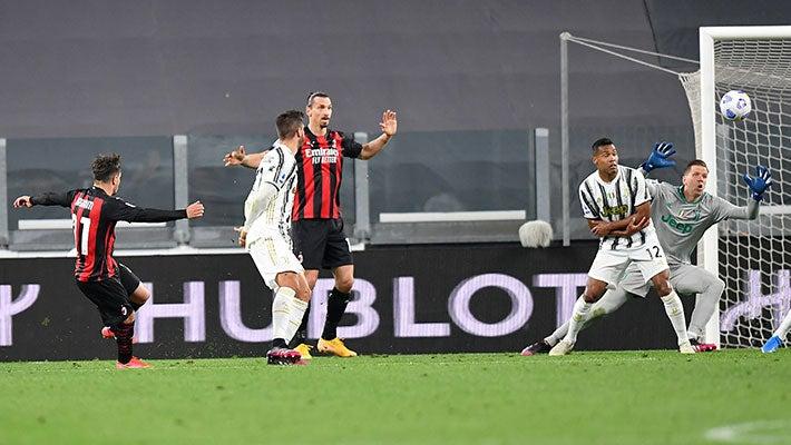 Link xem trực tiếp Juventus vs AC Milan, bóng đá Serie A