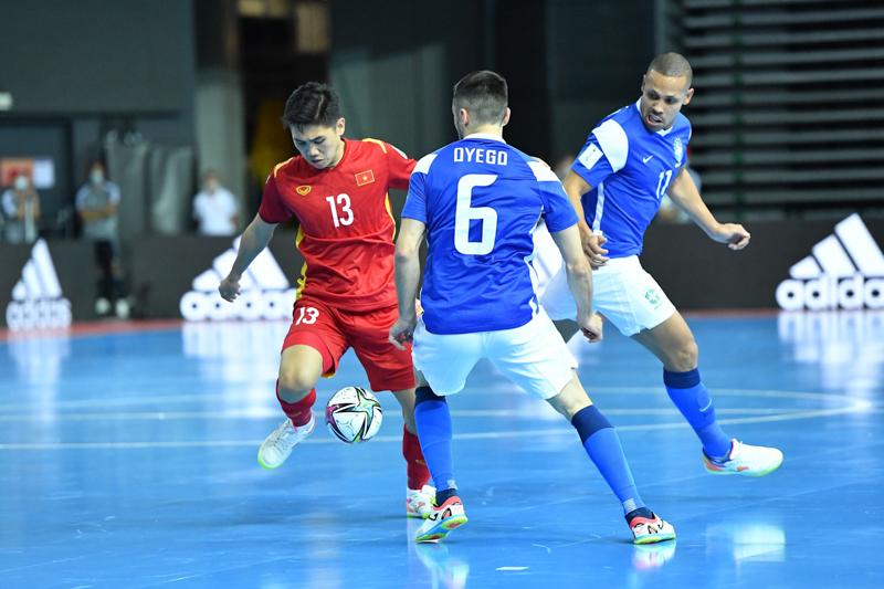Danh sách các đội vào vòng 1/8 futsal World Cup 2021: Gọi tên Việt Nam và Thái Lan