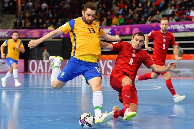 Lịch thi đấu vòng 1/8 futsal World Cup 2021 mới nhất