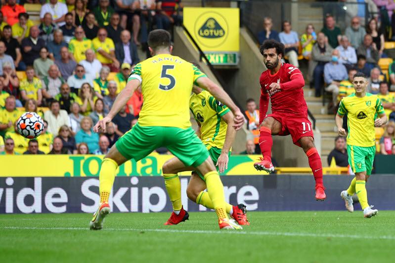Nhận định, soi kèo bóng đá Norwich đấu với Liverpool
