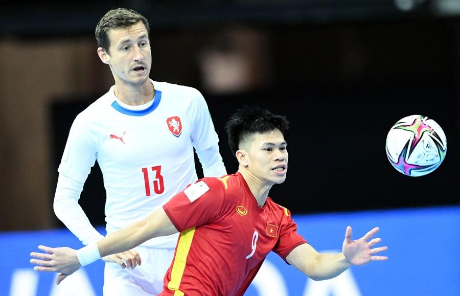 FIFA: Sự hài lòng của futsal Việt Nam chỉ tồn tại thời gian ngắn