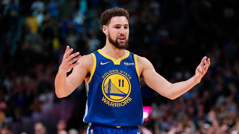 Golden State Warriors báo tin tích cực về sự trở lại của Klay Thompson