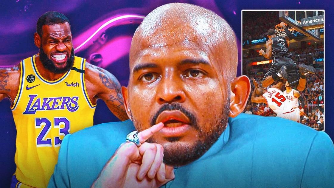 Từng bị LeBron James úp rổ trên đầu, tân HLV phó LA Lakers quyết