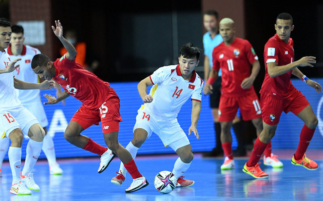 Futsal Việt Nam vs Nga: Giải tỏa sức ép để cống hiến