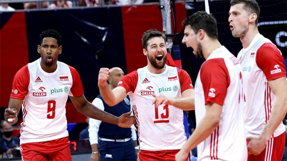 Giải bóng chuyền vô địch châu Âu 2021: Khẳng định sức mạnh bóng chuyền châu lục