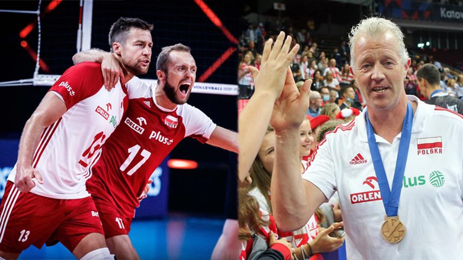 HLV đội tuyển bóng chuyền nam Ba Lan muốn thử sức ở đội nữ