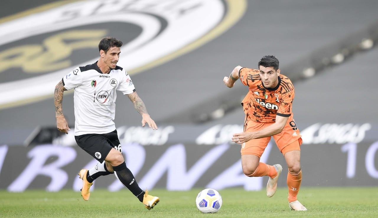 Link xem trực tiếp Spezia vs Juventus, bóng đá Serie A