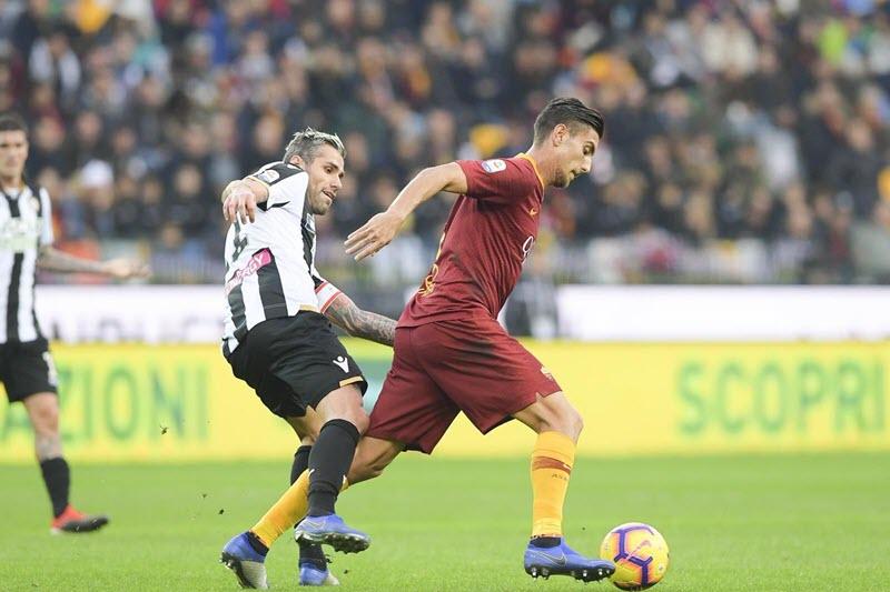 Nhận định, soi kèo bóng đá AS Roma đấu với Udinese