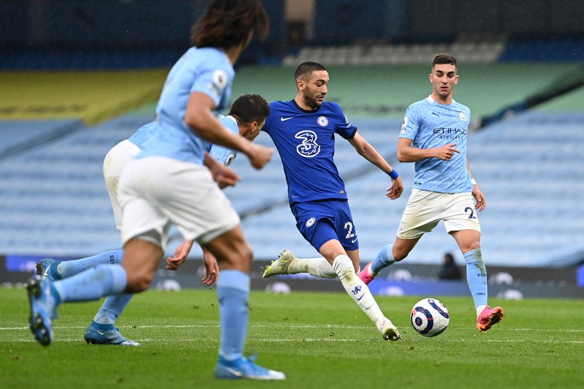 Đội hình ra sân Chelsea vs Man City hôm nay
