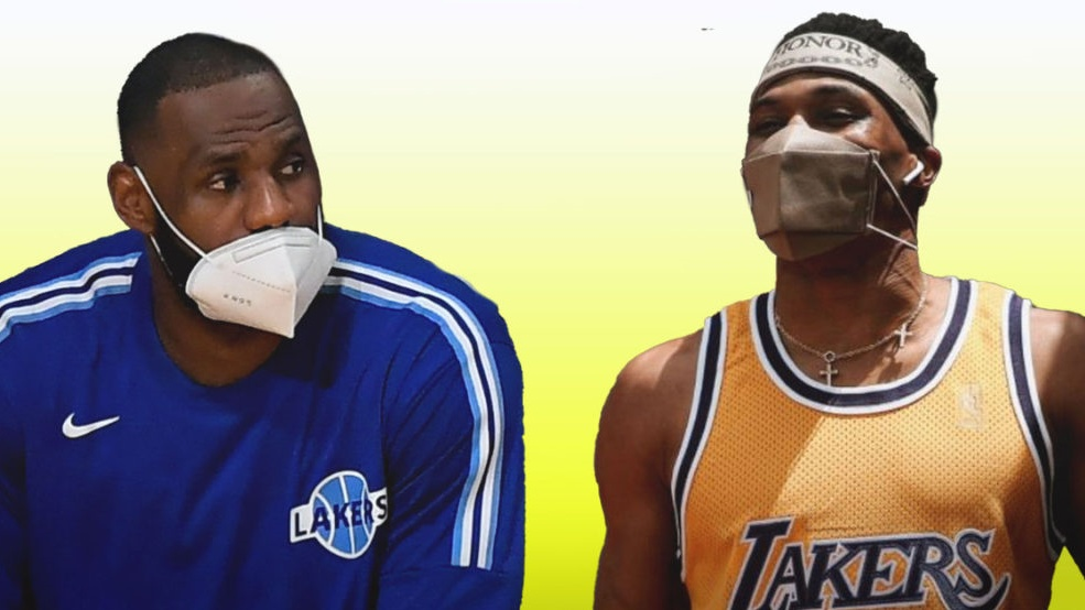 LeBron James, Russell Westbrook buộc phải tiêm vaccine COVID-19