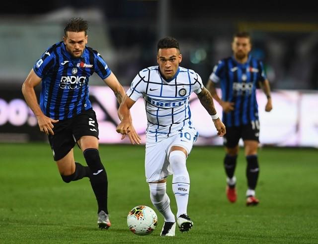 Nhận định, soi kèo bóng đá Inter Milan đấu với Atalanta
