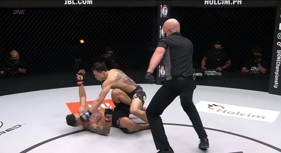 Martin Nguyễn thua knockout trận thứ 2 liên tiếp tại ONE Championship