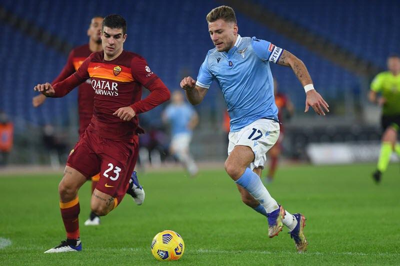 Nhận định, soi kèo bóng đá Lazio đấu với AS Roma