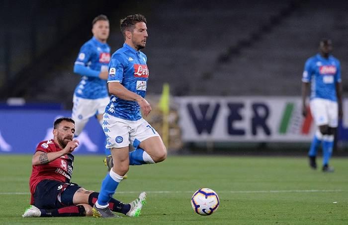 Nhận định, soi kèo bóng đá Napoli đấu với Cagliari