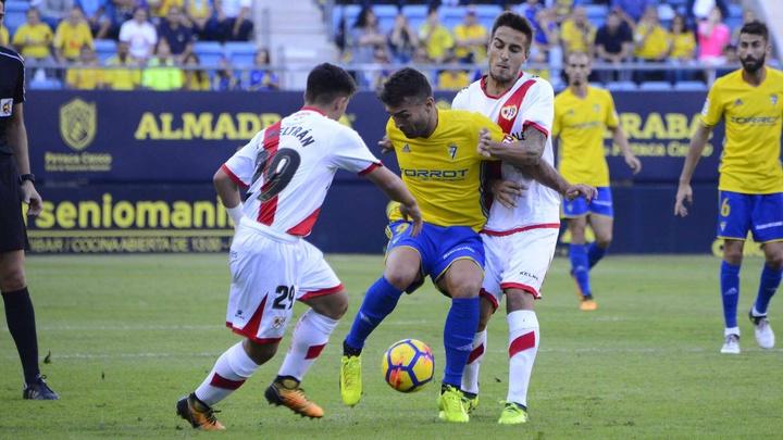 Nhận định, soi kèo bóng đá Vallecano đấu với Cadiz
