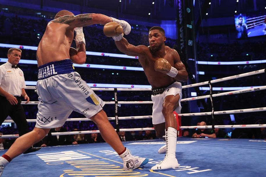 Boxing: Anthony Joshua trải lòng sau thất bại trước Oleksandr Usyk