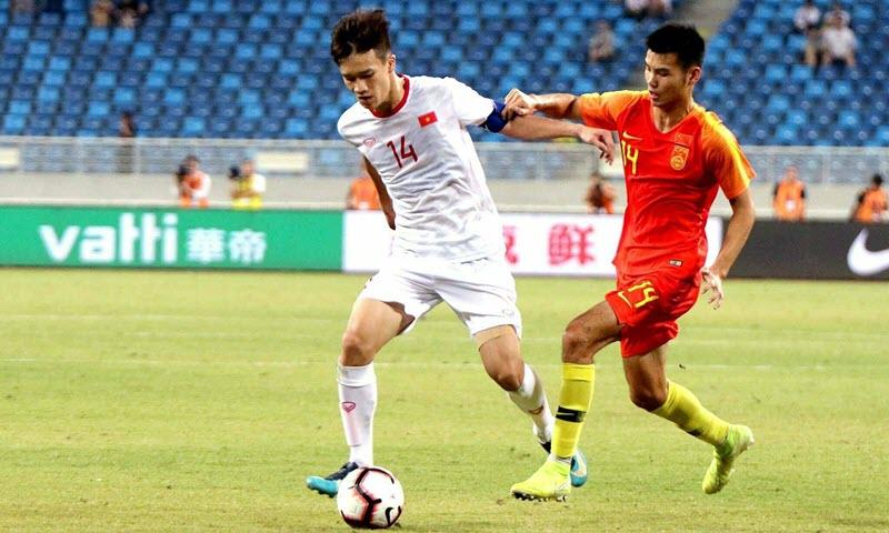 Nhận định, soi kèo bóng đá Trung Quốc đấu với Việt Nam
