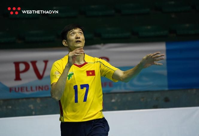 Những cuộc đối đầu nảy lửa vòng 2 giải bóng chuyền VĐQG: Tràng An Ninh Bình vs TP.HCM