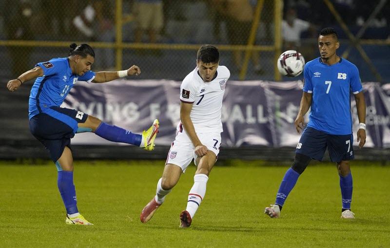 Nhận định El Salvador vs Mexico
