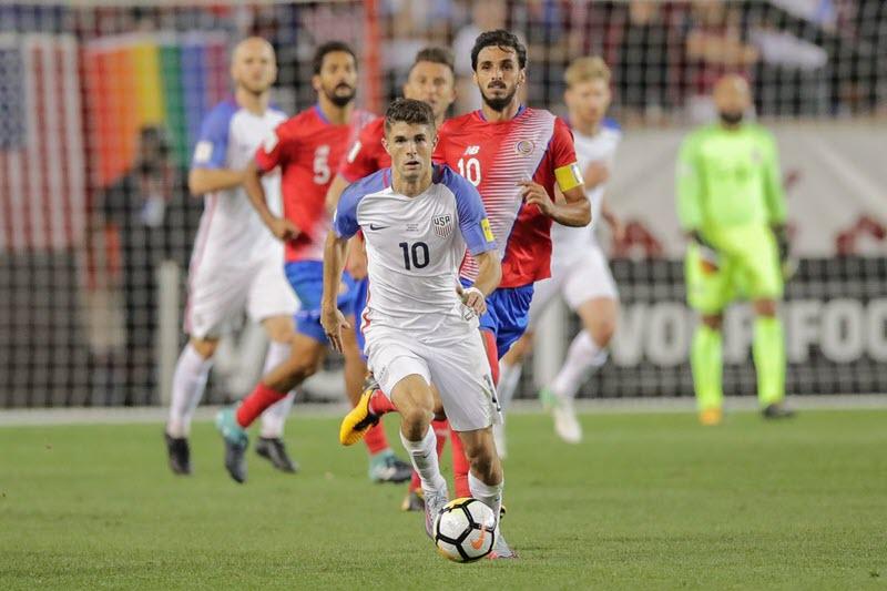 Nhận định Mỹ vs Costa Rica