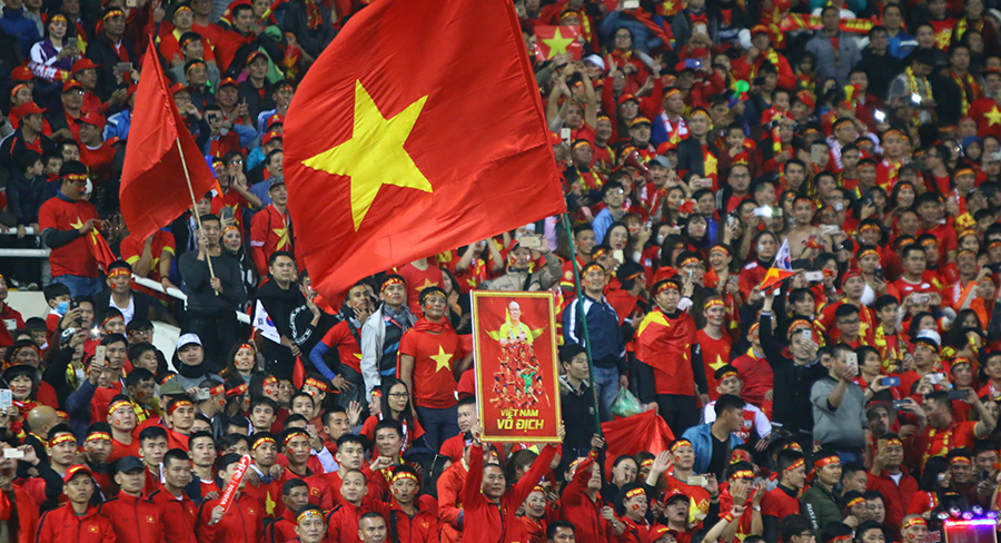 Khán giả được vào sân Mỹ Đình xem Việt Nam đấu dàn sao châu Âu của Nhật Bản