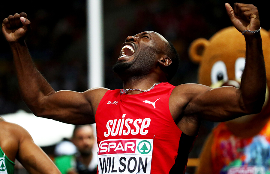Kỷ lục gia châu Âu chạy 100m bị loại khỏi Olympic Tokyo vì…
