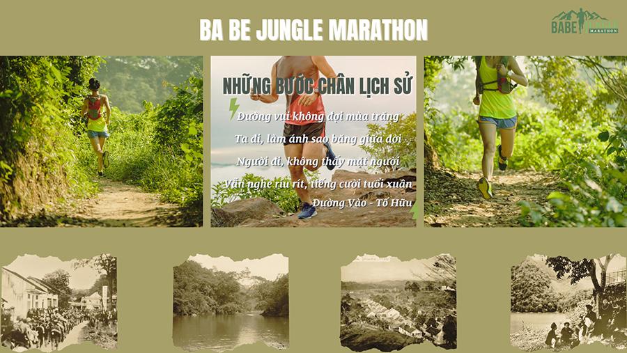 Ba Be Jungle Marathon - Những bước chân lịch sử