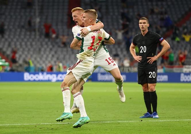 Đức sống trong nỗi sợ hãi kéo dài 84 phút tại EURO 2021
