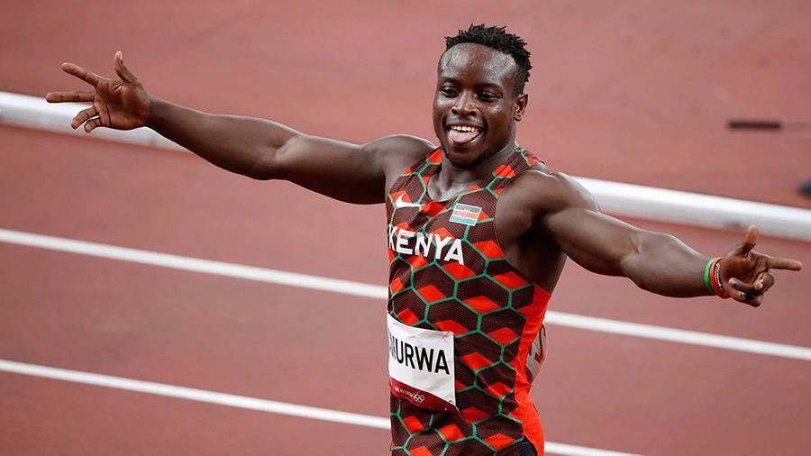 Người Kenya đầu tiên chạy 100m dưới 10 giây, 2 tuần lập 3 kỷ lục quốc gia