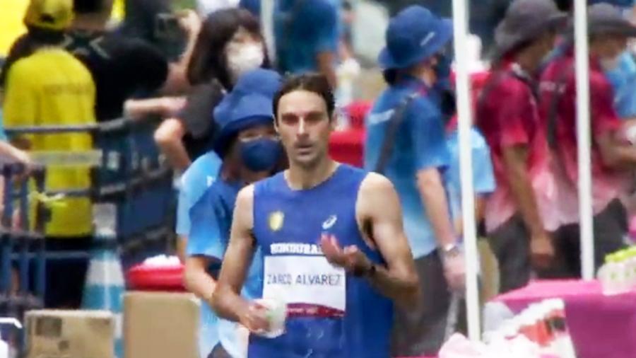 Chuyện siêu thú vị hiếm gặp của VĐV về cuối marathon nam Olympic Tokyo