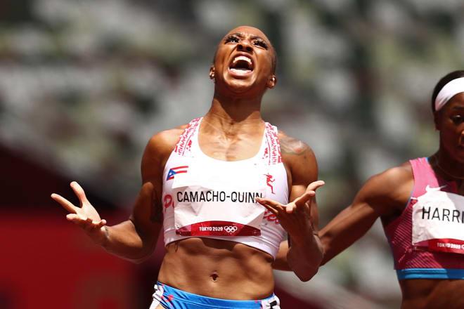 Trực tiếp Olympic 2021 hôm nay 2/8: Chân dài Puerto Rico đăng quang 100m rào nữ