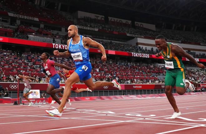 Italia giành hai HCV điền kinh lịch sử tại Olympic Tokyo