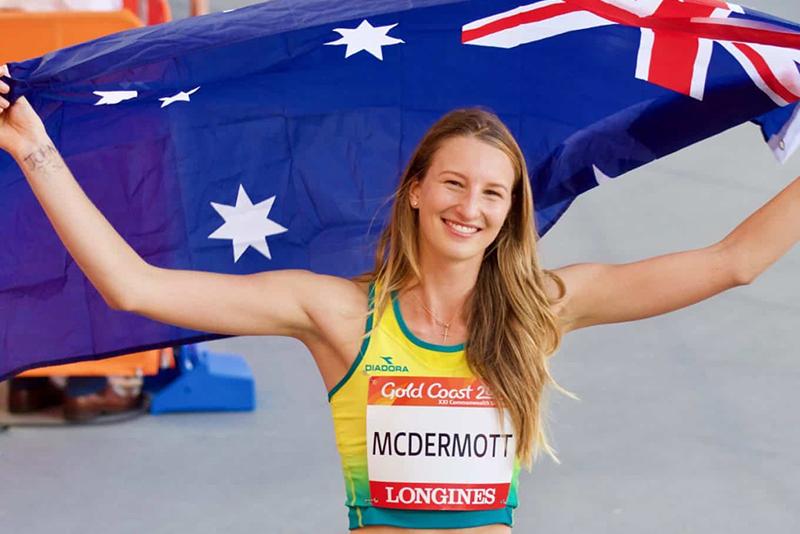 Australia cử 64 tuyển thủ điền kinh, lập kỷ lục tổng quân số dự Olympic Tokyo 2020