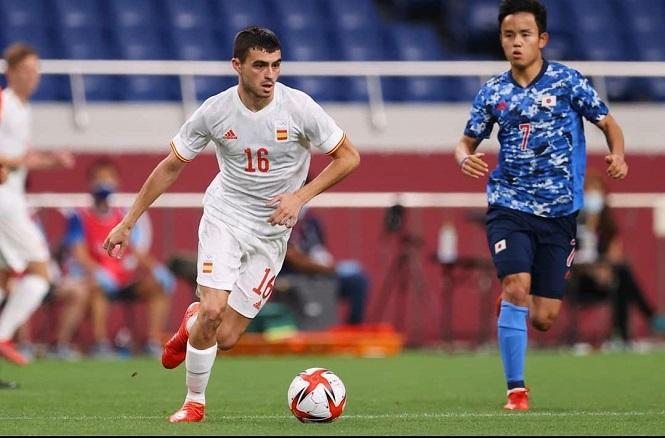 Pedri lập kỷ lục mới khi U23 Tây Ban Nha tranh huy chương vàng