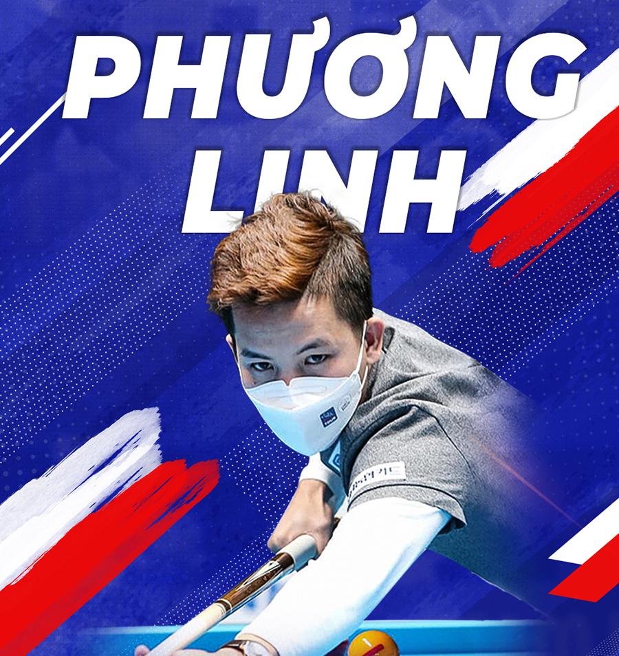 Hành trình ấn tượng ngôi sao trẻ bi-a Phương Linh tại giải PBA Tour 2021